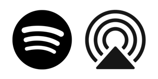 SPOTIFY CONNECT ET APPLE AIRPLAY 2